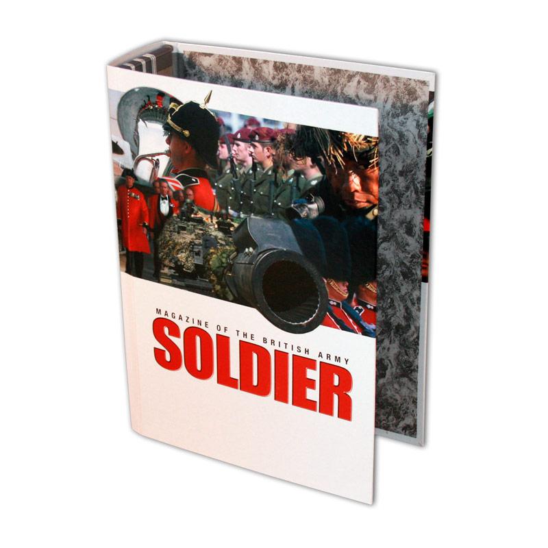 Soldier binder