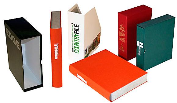 Slip cases arrangement