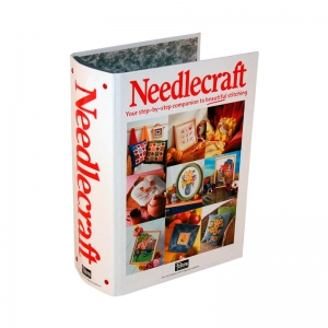 Needlecraft binder