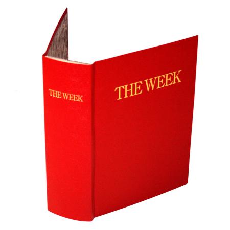 The Week binder