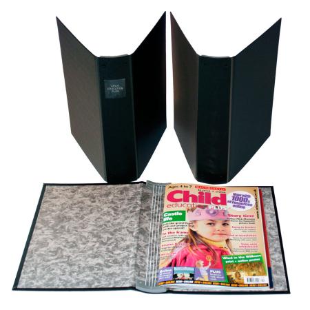 Wirex magazine binder