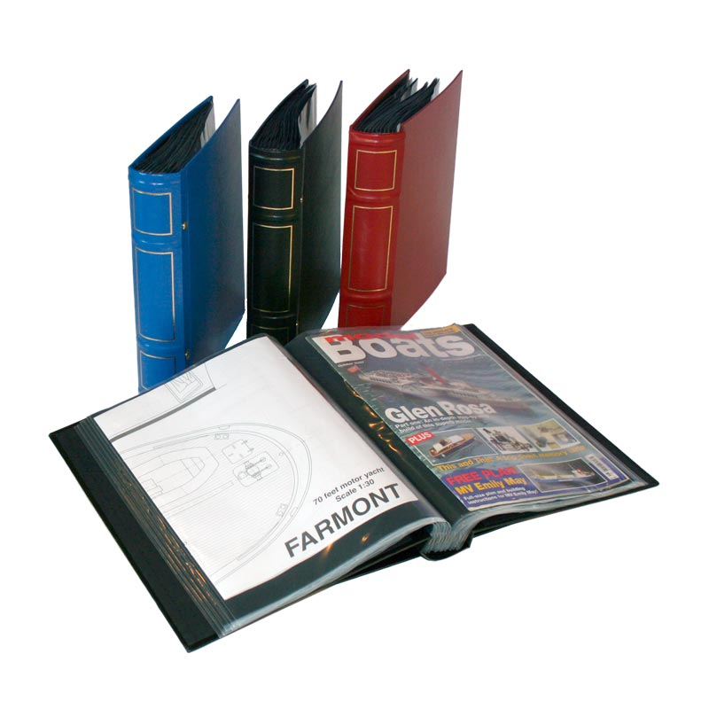 Pocket binders